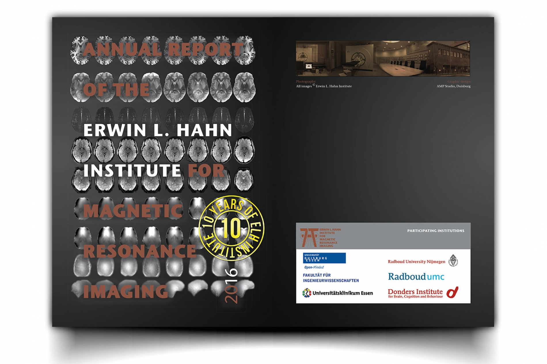 Annual Report 2016 Hahn Institute